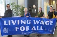 Living Wage for All