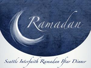 Seattle Interfaith Ramadan Iftar Dinner