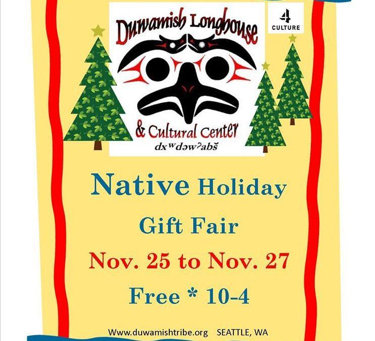 Native Holiday Gift Fair
