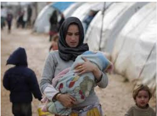 Seeking Refuge: Forced to Flee, a refugee camp simulation