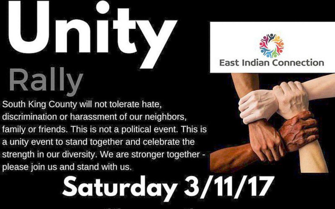 Community Unity Rally