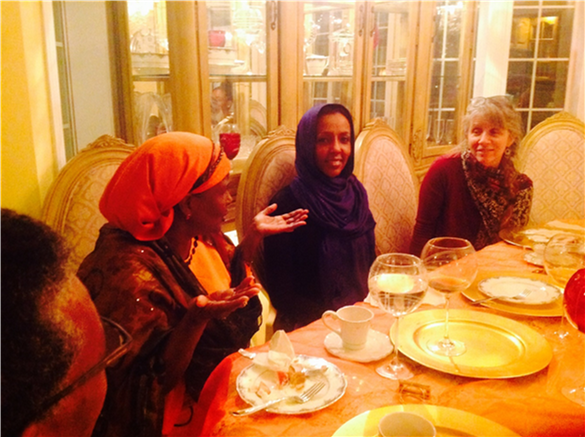Eat with Muslims – Dinner & One-Act Play