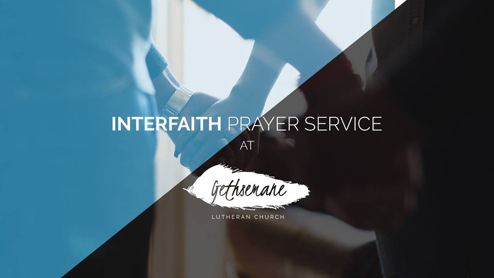 Interfaith Prayer Service