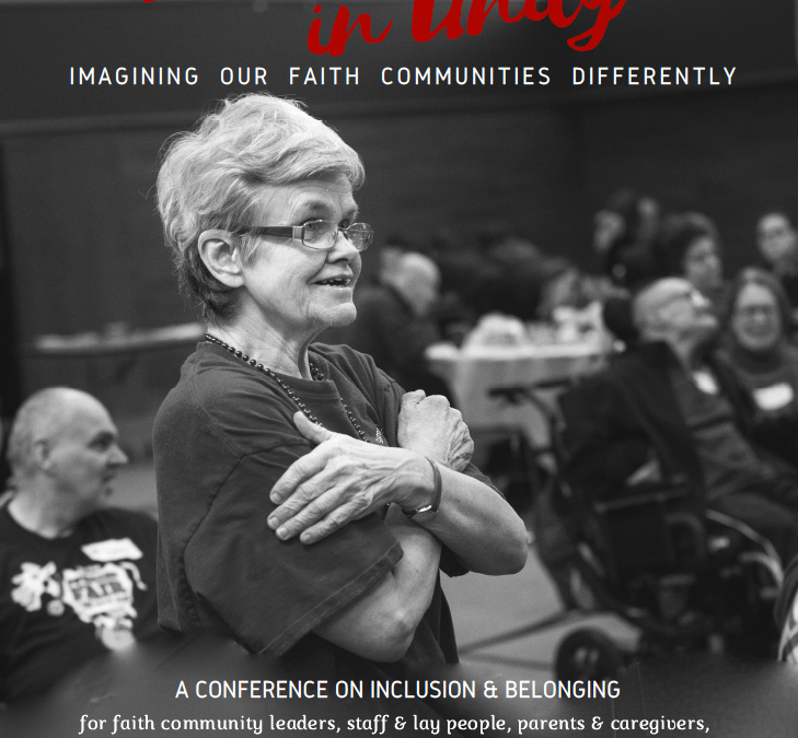Diversity in Unity: Imagining Our Faith Communities Differently