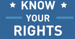 Know Your RIghts banner ACLU smaller