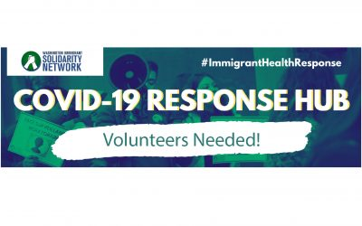 ACTION ALERT: Volunteer for the WAISN COVID-19 Response Hub!