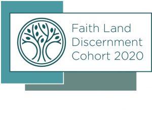 faith land discernment cohort 2020 logo v2