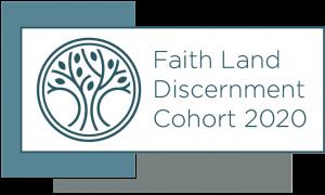 faith land discernment cohort 2020 logo v4